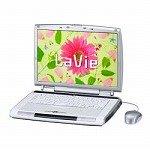 【クリックで詳細表示】日本電気 LaVie C LC900/HJ(A4ノート/15.4型ワイド液晶搭載) Vista-HomePremium PC-LC900HJ