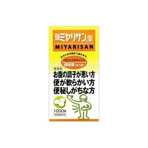 【クリックで詳細表示】強ミヤリサン 錠 1000錠 [指定医薬部外品]: ヘルス&ビューティー