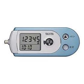 【クリックで詳細表示】タニタ(TANITA) 3Dセンサー搭載歩数計 【防犯ブザー付】 FB-728 ライトブルー FB-728-LB