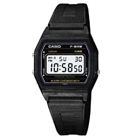 CASIO (カシオ) 腕時計 デジタルウォッチ F-84W-1 メンズ
