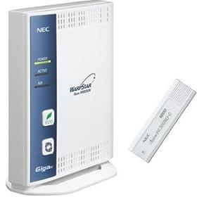 【クリックで詳細表示】NEC AtermWR8300N USBスティックセット PA-WR8300N/NU: パソコン・周辺機器