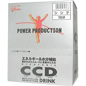 グリコ CCDドリンク 37g*10袋