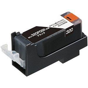 【クリックで詳細表示】エコリカ リサイクルインク キヤノン用リサイクルインク(ブラック)BCI-320PGBK ECI-C320B