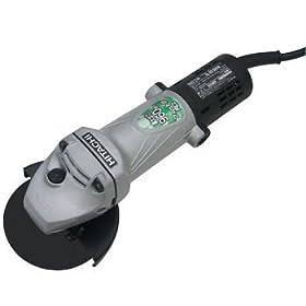 【クリックで詳細表示】日立工機 電気ディスクグラインダ G10SH4: DIY・工具