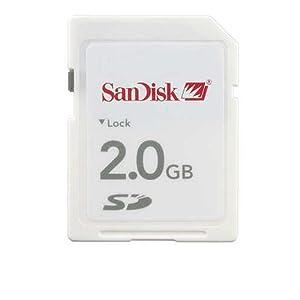 【クリックでお店のこの商品のページへ】サンディスク製SD GAMING<2GB>
