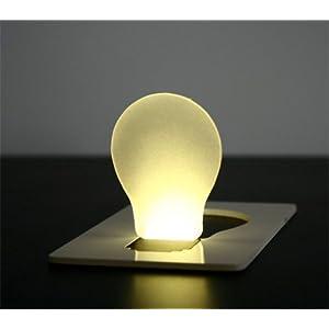 【正規品】doulex 電球型ポケットライト 財布にも収納! カラー:ダークブルー(doulex限定色)