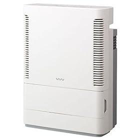【クリックで詳細表示】SANYO 加湿空気清浄機 ウイルスウオッシャ- オフホワイト ABC-VWK14B(W)