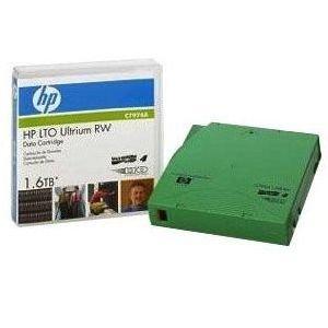 【クリックで詳細表示】ヒューレット・パッカード LTO4 Ultrium 800GB/1.6TB RW データカートリッジ C7974A 20巻パック: パソコン・周辺機器