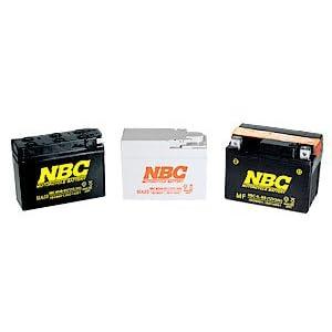 【クリックで詳細表示】NBCメンテナンスフリーバッテリー 14-BS GSXR1100 '94?
