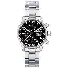 【クリックで詳細表示】[フォルティス]FORTIS 腕時計 フリーガー プロフェッショナル クロノグラフ 597.22.11MH 自動巻き メンズ [正規輸入品]