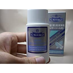 M. Mowbray Leather Sole Moisturizer
