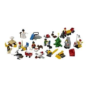 レゴ シティ アドベントカレンダー2010年度版の中身