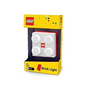 レゴブロック型ライト照明の青