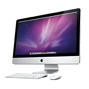 Apple iMac 27/3.20GHz Core i3/4GB/1TB/8x SuperDrive DL MC510J/A
