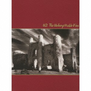 U2『The Unforgettable Fire(Deluxe Edition)』』