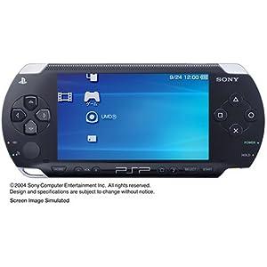 PSP「プレイステーション・ポータブル」(PSP-1000)