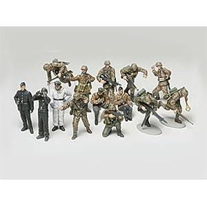 【クリックでお店のこの商品のページへ】Amazon.co.jp | 1/48 MMシリーズ WWIIドイツ装甲擲弾兵チーム | ホビー 通販