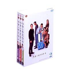 【クリックでお店のこの商品のページへ】フレンズ VI ― シックス・シーズン DVDコレクターズセット vol.2