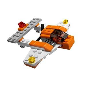 レゴのエアプレーン