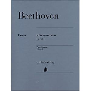 Klaviersonaten1 Ludwig van Beethoven