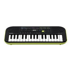 カシオ計算機 カシオ 電子キーボード 32ミニ鍵盤 SA-46