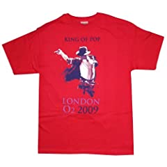 King Of Pop (Tシャツ)