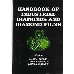 【クリックでお店のこの商品のページへ】Handbook of Industrial Diamonds and Diamond Films [ハードカバー]