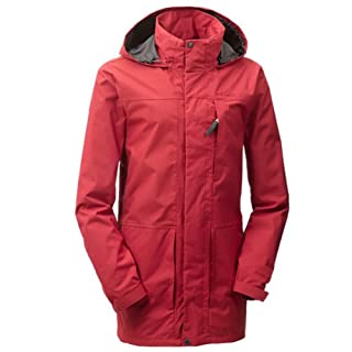 WeatherEdge Port Townsend Parka: Redwood