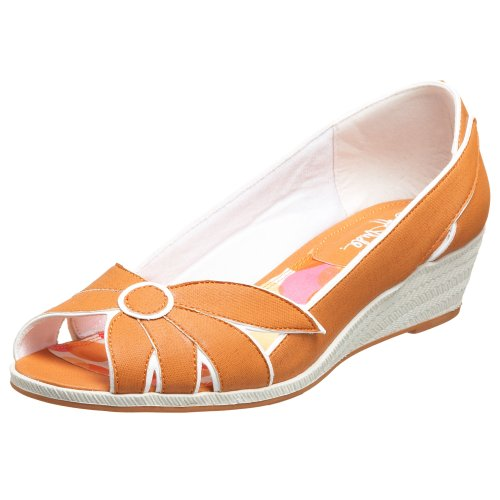 Lifestride Women's Matisse Pump - Free Overnight Shipping & Return Shipping: Endless.com :  beach shoes petals peeptoe