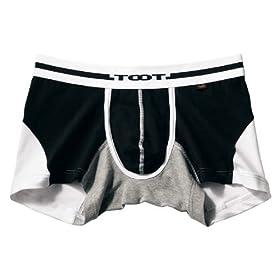 トゥート(TOOT) アンダーウェア(スポーツコントラストボクサーパンツ) メンズ