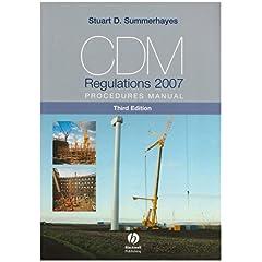【クリックで詳細表示】CDM Regulations 2007 Procedures Manual [ペーパーバック]