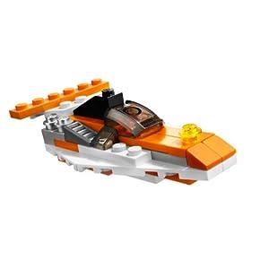 レゴの高速ボート