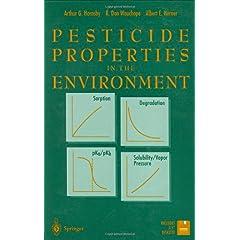 【クリックでお店のこの商品のページへ】Pesticide Properties in the Environment