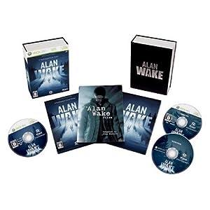 Alan Wake(アラン ウェイク) リミテッド エディション(ゲーム追加ダウンロードカード同梱) 特典 コンテンツダウンロードカード付き