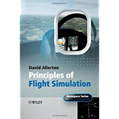 【クリックで詳細表示】Principles of Flight Simulation (Aerospace Series): David Allerton: 洋書