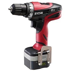 【クリックで詳細表示】リョービ(RYOBI) 充電式ドライバドリル BD-123: DIY・工具