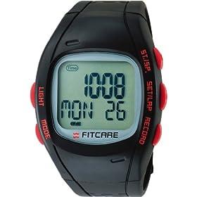マルマン(maruman) 腕時計 フィットケア 心拍計付きエクササイズウォッチ FC001-01