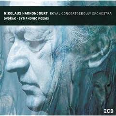 輸入盤CD アーノンクール指揮/ロイヤル・コンセルトヘボウ管弦楽団 ドヴォルザーク:交響詩集(全四曲 2枚組)のAmazonの商品頁を開く