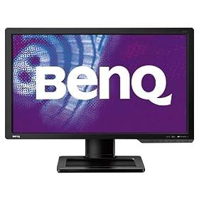 BenQ 23.6型 LCDワイドモニタ (ブラック) XL2410T