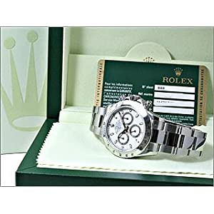 ROLEX デイトナ 116520 ホワイト [並行輸入品]