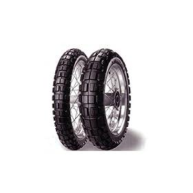 【クリックで詳細表示】METZELER(メッツラー) バイク用タイヤMCE KAROO(T) (FRONT) 110/80 - 19 M/C (59Q) M+S TL 1631000: カー&バイク用品