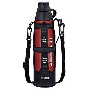 【クリックでお店のこの商品のページへ】Amazon.co.jp : THERMOS 真空断熱スポーツボトル 0.8L レッド FFD-800F R : ホーム&キッチン