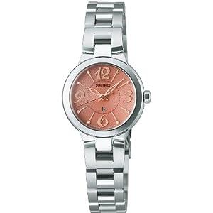 SEIKO (セイコー) 腕時計 LUKIA ルキア 秒針つき ソーラー SSVR021レディース