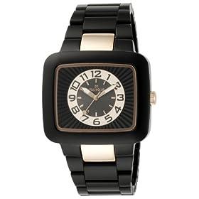 Folli Follie (フォリフォリ) 腕時計 WT7F013BPK ブラック メンズ