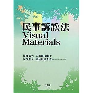 民事訴訟法Visual Materials