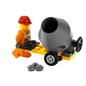 レゴ シティ 建設作業員 5610