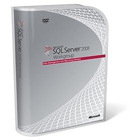 SQL Server 2008 Workgroup 日本語版 5CAL 付き