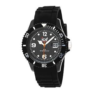 【クリックで詳細表示】[アイスウォッチ]ICE-WATCH シリコレクション ブラック SI.BK.U.S 【正規輸入品】: 腕時計通販