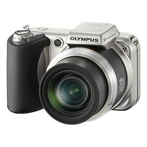 【クリックで詳細表示】OLYMPUS デジタルカメラ SP-600UZ (広角 光学15倍 ハイビジョンムービー)