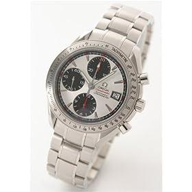 【クリックで詳細表示】[オメガ]OMEGA 腕時計 スピードマスター クロノメーター デイト シルバー 3211.31 メンズ [並行輸入品]